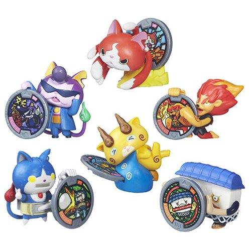 Yo Kai Watch Series 1 Medal Moments Wave 3 Case