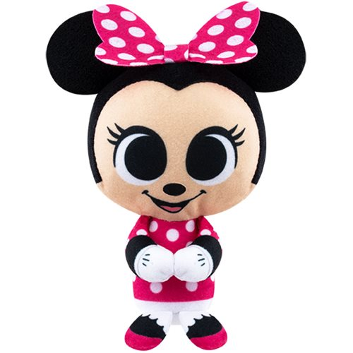 Mickey Mouse Minnie Mouse 4-Inch Plush