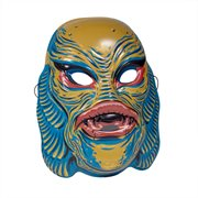 Universal Monsters Yellow Gill Man Creature from the Black Lagoon Mask