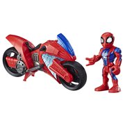 Super Hero Adventures Spider-Man Swingin' Speeder