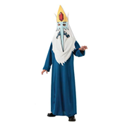 Adventure Time Ice King Robe and Mask
