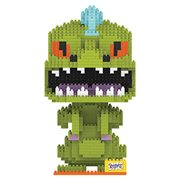 Rugrats Reptar 3D BRXLZ Construction Set