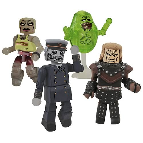 Ghostbusters Minimates Series 4 Box Set