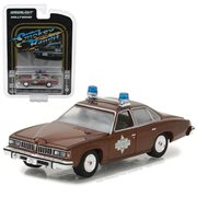 Smokey and the Bandit 1977 Sheriff Buford T. Justice's Pontiac LeMans 1:64 Scale Die-Cast Metal Vehicle