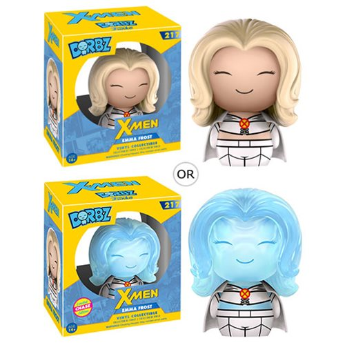 X-Men Emma Frost Dorbz Vinyl Figure, Not Mint