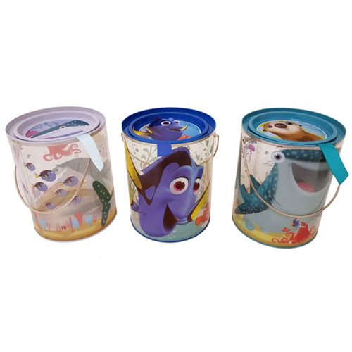 Finding Dory Clear Bucket Set