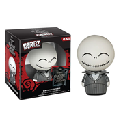 The Nightmare Before Christmas Jack Skellington Dorbz Vinyl Figure