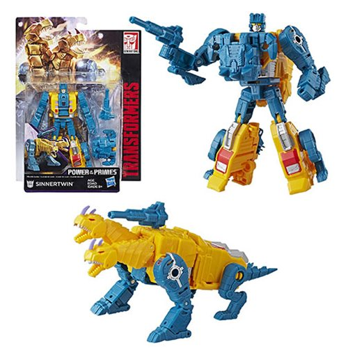 Transformers Generations POTP SINNERTWIN, Not Mint