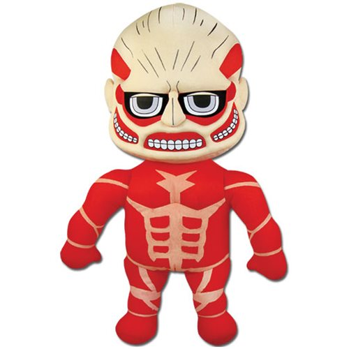 Attack on Titan Titan 18-Inch Plush