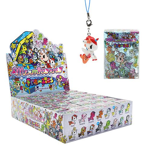 Tokidoki Mermicorno Frenzies Mini-Figure Display Case