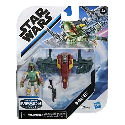 Star Wars Mission Fleet Gear Class Vehicles Wave 1 Case