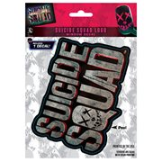 Suicide Squad Word Logo Decal