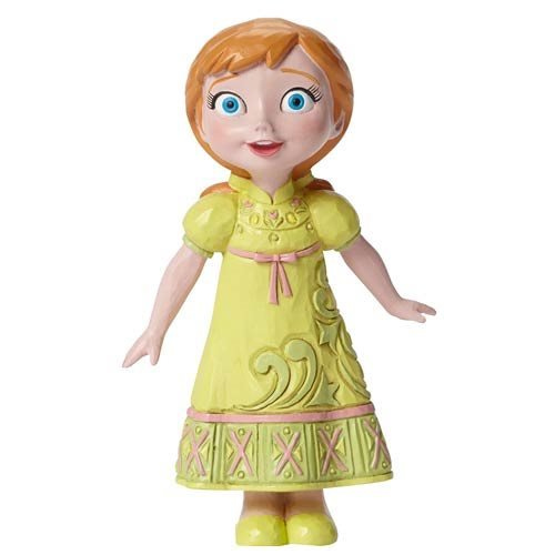 Disney Traditions Frozen Young Anna Statue