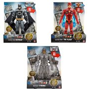 Justice League Movie Lights and Sound 12-Inch Action Figure Wave 2 Case