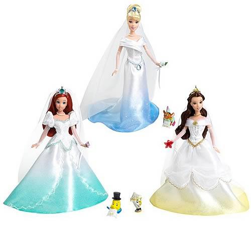 Amazon.com: Mattel Disney Princess Fairytale Wedding Snow ... |Disney Princess Wedding Set