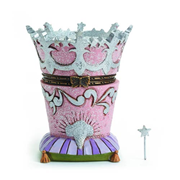 Wizard Of Oz Glinda Crown Treasure Box