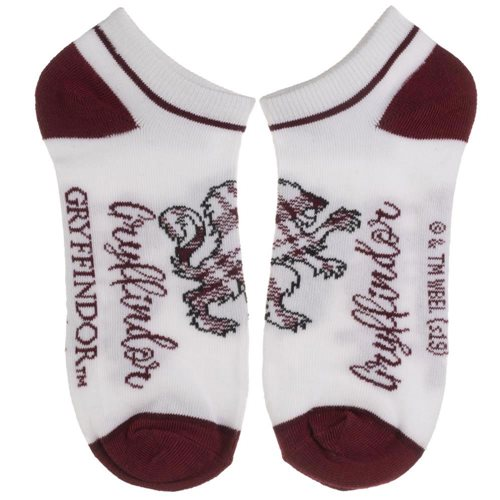 Harry Potter Gryffindor Ankle Sock 5-Pack