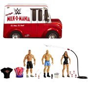 WWE Milk-O-Mania Epic Moments Action Figure 3-Pack