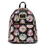 Disney Villains Pastel Flames Mini-Backpack