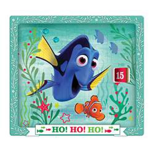 Finding Dory 9 1/2-Inch Advent Calendar