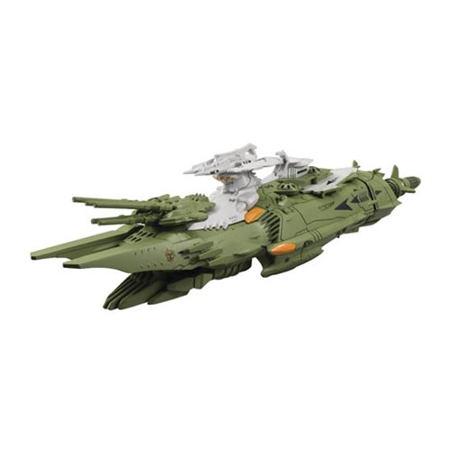 Space Battleship Yamato 2202 C.F.SP Medarusa Pre-Assembled Model Kit