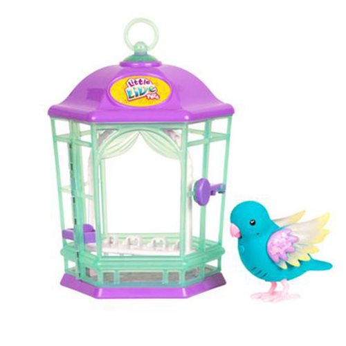 Little Live Pets Bird with Cage Series 8 Case