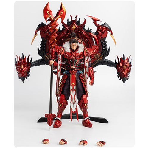 Honor of Kings Zhang Fei Action Figure