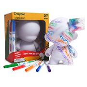 Kidrobot Crayola 7-Inch Do-It-Yourself Munny Vinyl Figure