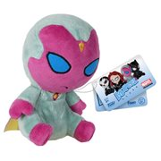 Captain America: Civil War Vision Mopeez Plush