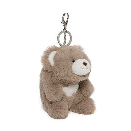 Snuffles Bear Taupe 5-Inch Key Chain