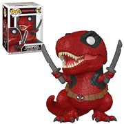 Deadpool 30th Anniversary Dinopool Pop! Vinyl Figure