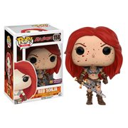 Red Sonja Bloody Pop! Vinyl Figure - Previews Exclusive