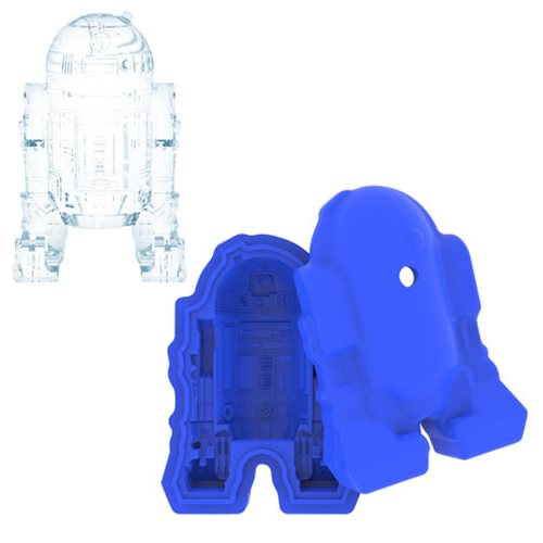 Star Wars Episode IV: A New Hope R2-D2 Silicone Mold