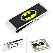Batman Logo DC Comics Money Clip