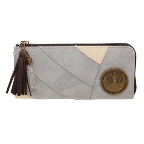 Star Wars: The Last Jedi Rey L-Zip Wallet