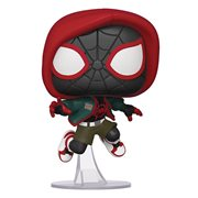 Spider-Man: Into the Spider-Verse Casual Miles Morales Pop! Vinyl Figure - Previews Exclusive