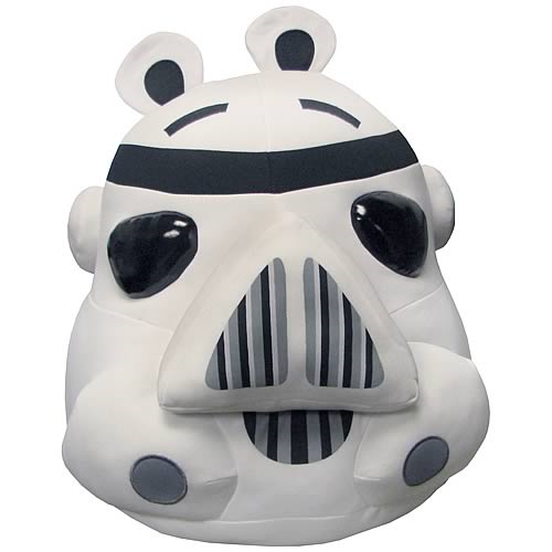 Star Wars Angry Birds 16-Inch Stormtrooper Plush