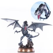 Yu-Gi-Oh! Blue-Eyes White Dragon 14-Inch Silver Statue