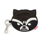 Guardians of the Galaxy Rocket Raccoon Face Coin Bag