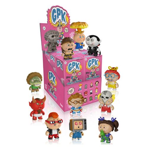 Garbage Pail Kids Mystery Minis Mini-Figure Random 4-Pack