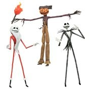 Nightmare Before Christmas Jobs of Jack Skellington Action Figure Box Set