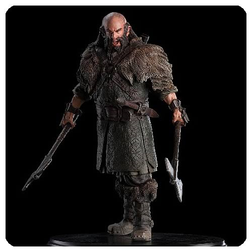 The Hobbit An Unexpected Journey Dwalin 1:6 Scale Statue