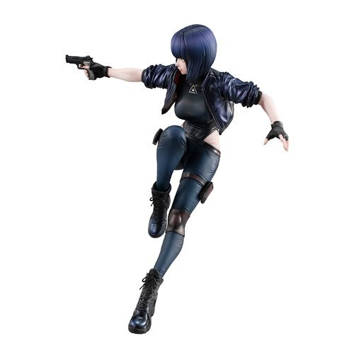 Ghost In the Shell: Stand Alone Complex Motoko Kusanagi Gal Series Statue