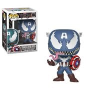 Marvel Venom Venomized Captain America Pop! Vinyl Figure #364