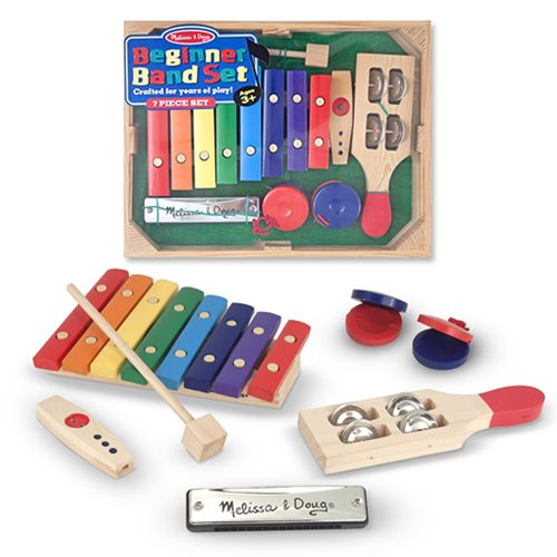 Beginner Band Set Toy Musical Instruments