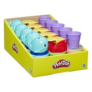 Play-Doh Mini Can Toppers Wave 1 Set