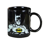 DC Comics Batman Heat-Activated Color-Change Mug