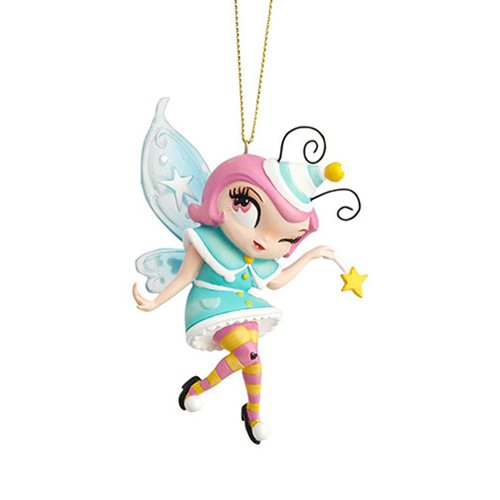 The World of Miss Mindy Party Fairy Ornament