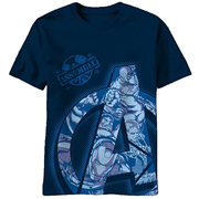 Avengers Top Secret Squad Blue T-Shirt