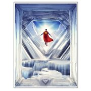 Superman Solitude Art Print